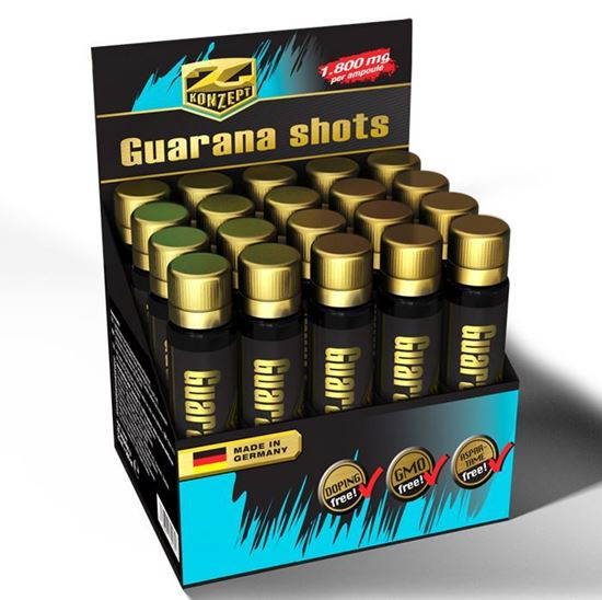 Picture of Guarana Shot 1800mg - 20x25ml